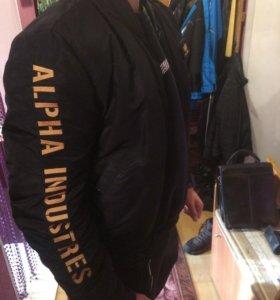 Куртка мужская Alfa industries