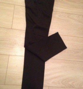 Школьные брюки и сарафан, р-р 128-134