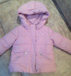 Куртка Zara детская