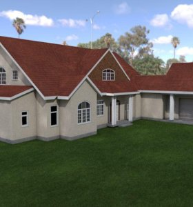 Проектирование домов, коттеджей, бань