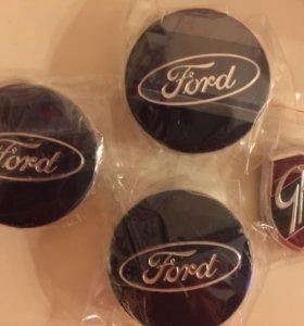 Ford колпачки литых дисков