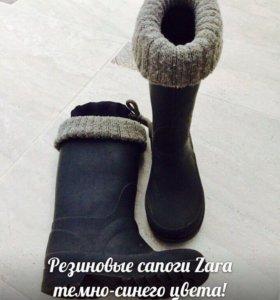 Резиновые сапоги Zara