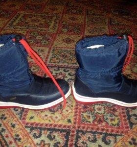 Обувь зимняя 39р