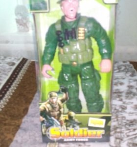Солдат, новый