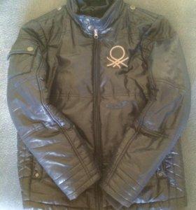 Куртка осень/зима Benetton