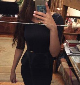 Платье из неопрена