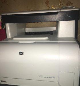 Принтер сканер HP COLOR LASER JET CM1312