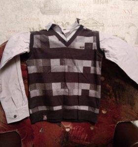 Желетка-Рубашка