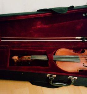 Скрипка ( половинка)