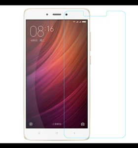 Xiaomi Redmi Note 4, защитное стекло