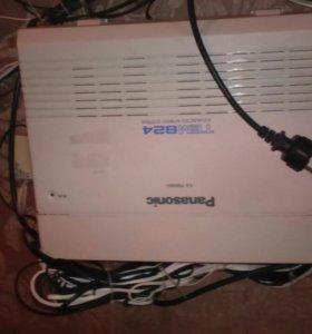 Атс Panasonic tem24