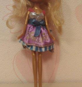 Кукла фея и кукла инопланетянин