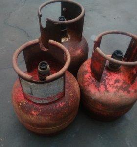 Баллоны газовые на 5 л