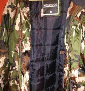 Куртка KANGOL зимняя