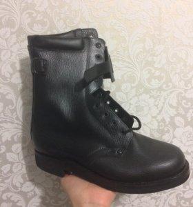 Ботинки армейские. Новые!!!