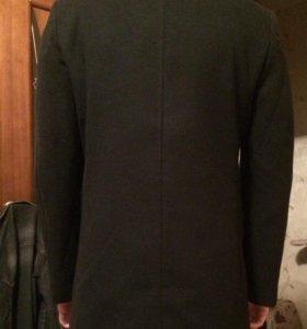 Мужское пальто. Осень -весна. Marks&Spencer