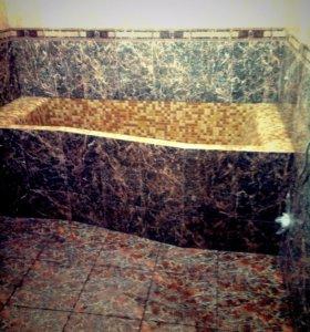 Ремонт ванных,с.узлов и т.д.Т.89037265547