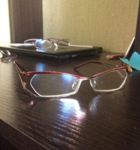 Очки офтальмологические
