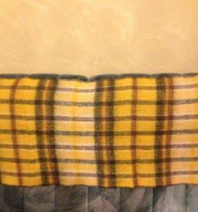 Чудесный тёплый шарф