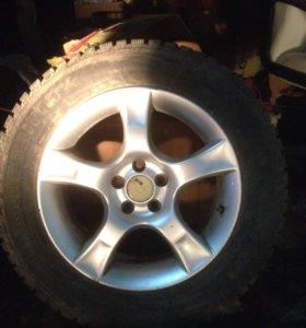 Колеса 215/60/R16 YOKOHAMA ice GUARD