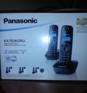 Беспроводной телефон Panasonic KX-TG16-12RU