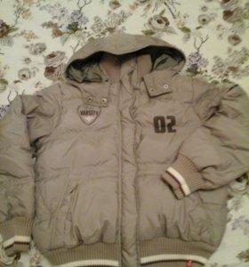 Детская куртка .12лет.