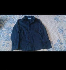 Рубашка на мальчика р 140 10 лет
