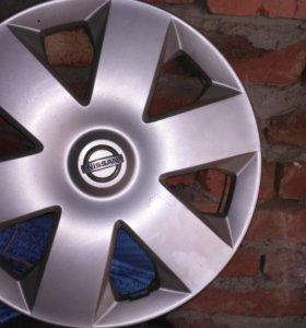 Колпаки Nissan Almera