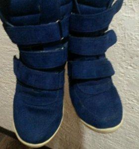 Сникерсы кросовки