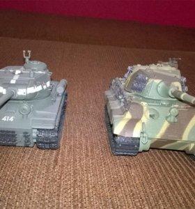 Танковый бой инфракрасный на р/у Pilotage