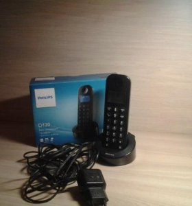 Philips D120 черный