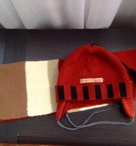 Wojcik шапка и шарф