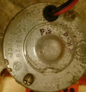 Привод вентилятора отопителя 19.3730