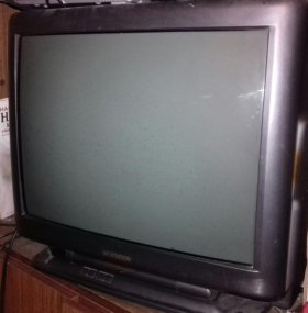 """Телевизор """" Рубин"""", на запчасти."""
