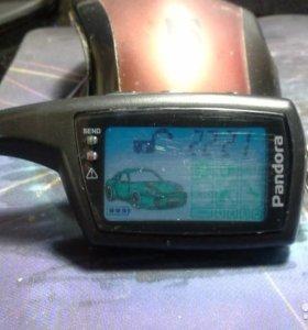 Брелок Pandora DXL 3210i