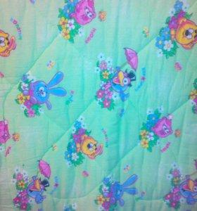 Продам три детских одеяла в хорошем состояние!