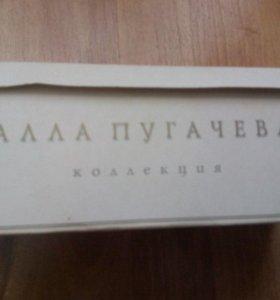 Кассеты Аллы