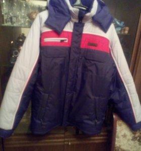Куртка мужская зимняя NORMANN новая