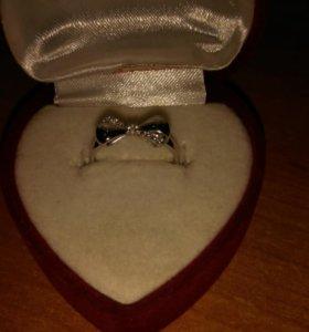 Кольца серебро 925