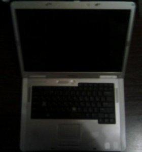 Ноутбук DELL.Обмен на телефон/планшет.