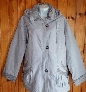 Куртка осень-весна новая