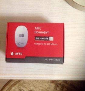 Wi fi роутер 3G