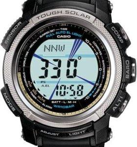 Часы casio protrek prg 200 t