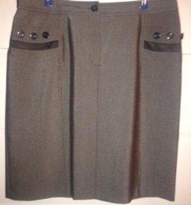 Модная юбка р-р 50