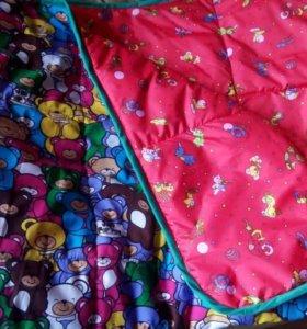 Коврик, покрывало, одеяло