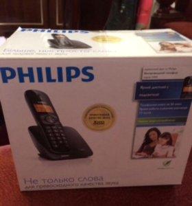 Беспроводной телефон Philips CD 170