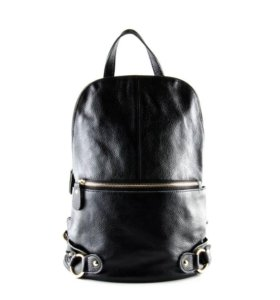 Рюкзак женский из натуральной кожи.