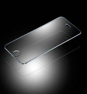 Защитные стекла на iPhone 4,4s,5,5c,5s,5se,6,6s,7