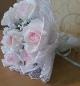 Второй букет невесты
