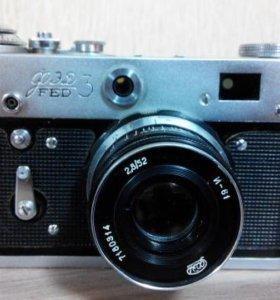 Фотоаппарат FED-3
